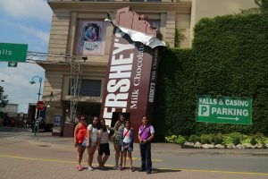 Hershey's Chocolate Factory