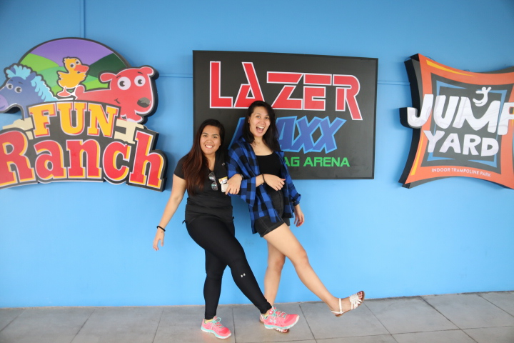 FUN RULES HERE PAMPANGA: JUMP YARD, LAZER MAXX & FUN RANCH