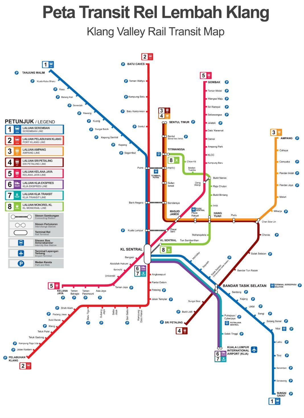 How to Commute Travel Tips When In Kuala Lumpur Malaysia KrishGeek