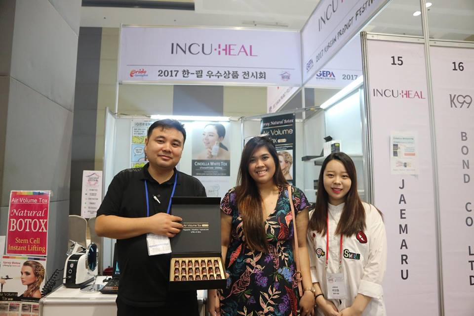 Great Beauty Finds at the Korean Product Festival