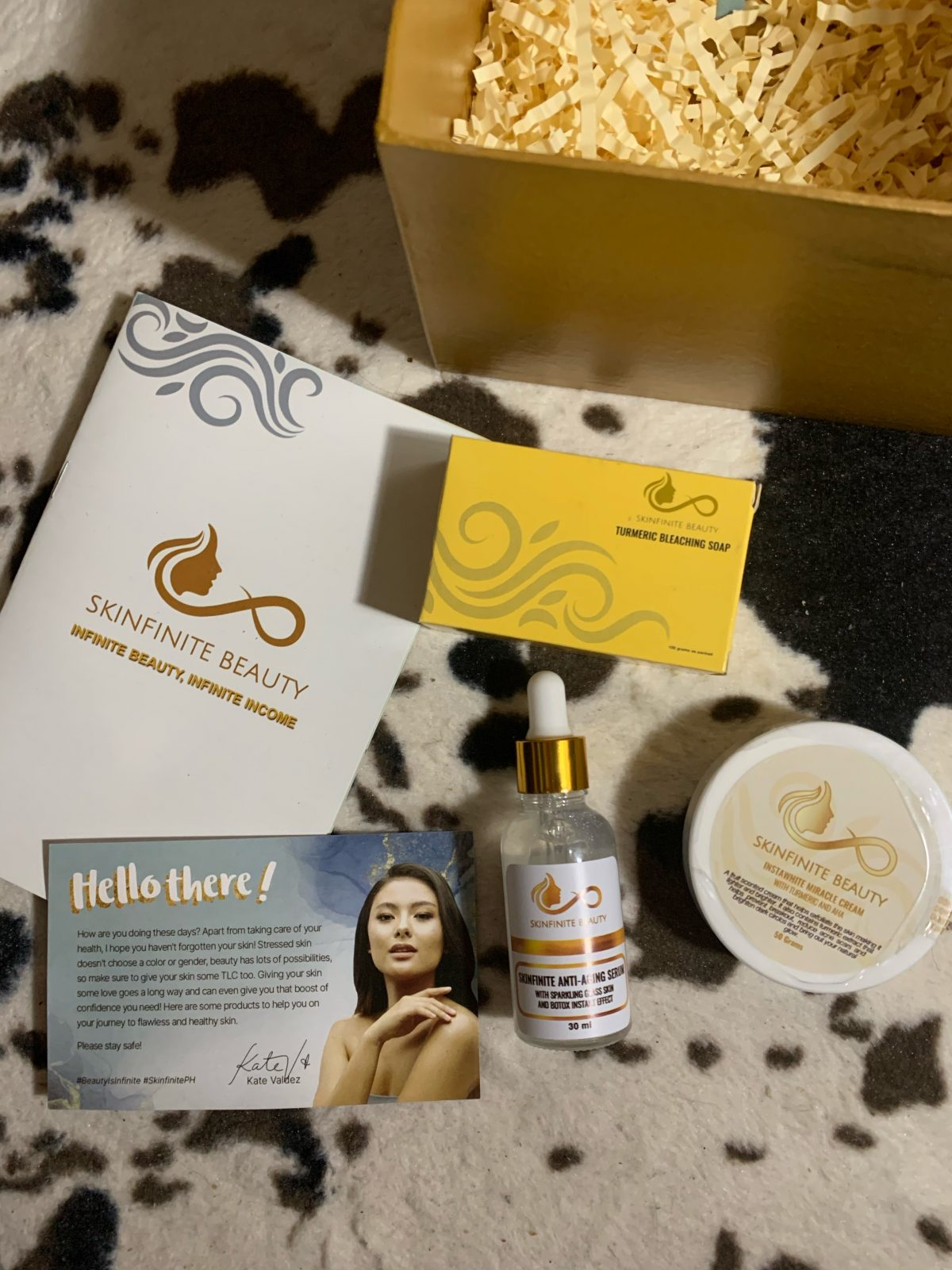 Skinfinite Beauty Review