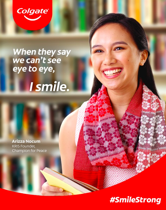 Champions of Change: Colgate's #SmileStrong Campaign Calls for Optimists to Take Action