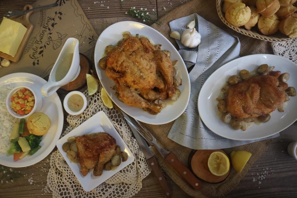 Take it to the Blindfold Test: Kenny Rogers Roasters Garlic Butter Roast