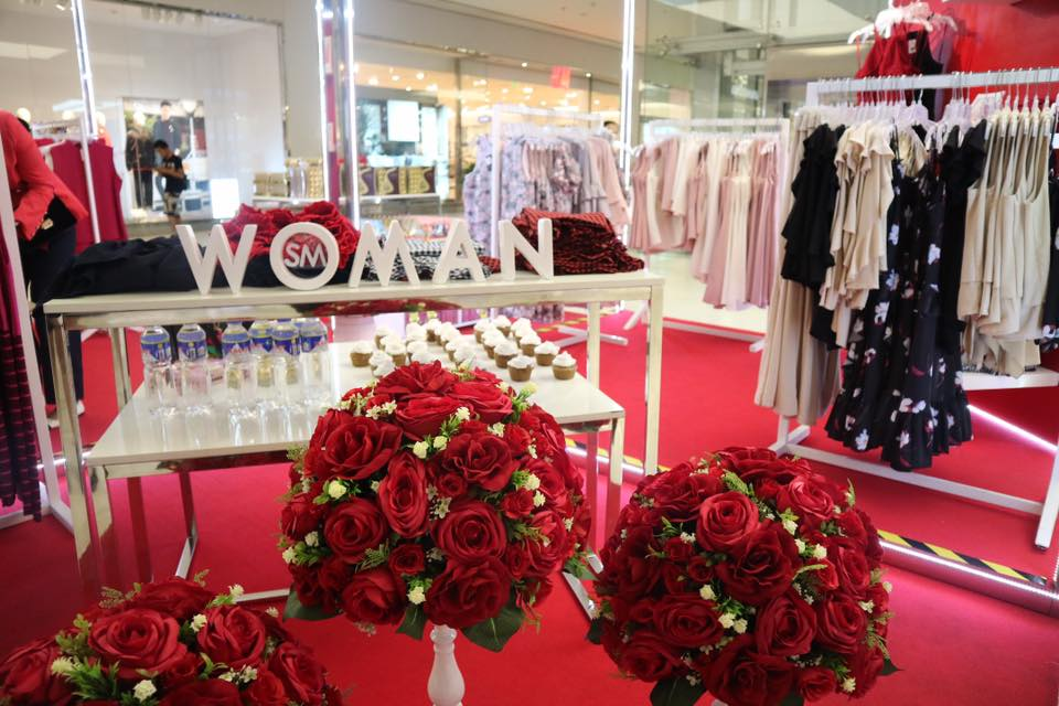 The Styling Room is open until Feb.18. #IamSMWoman #SMWomanStylingRoom #FashionForEveryWoman